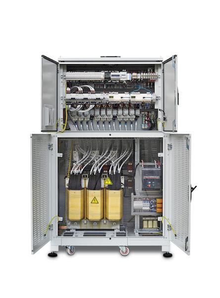 besparing door harmonisering elektriciteitsgolven