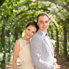 Wedding photographer Aleksandra Baeva (foto-fox). Photo of 15.10.2013