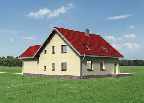 Rafał - Elewacja lewa