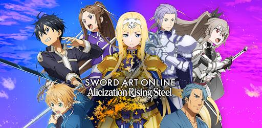 Sword Art Online Alicization Rising Steel Aplikasi Di Google Play