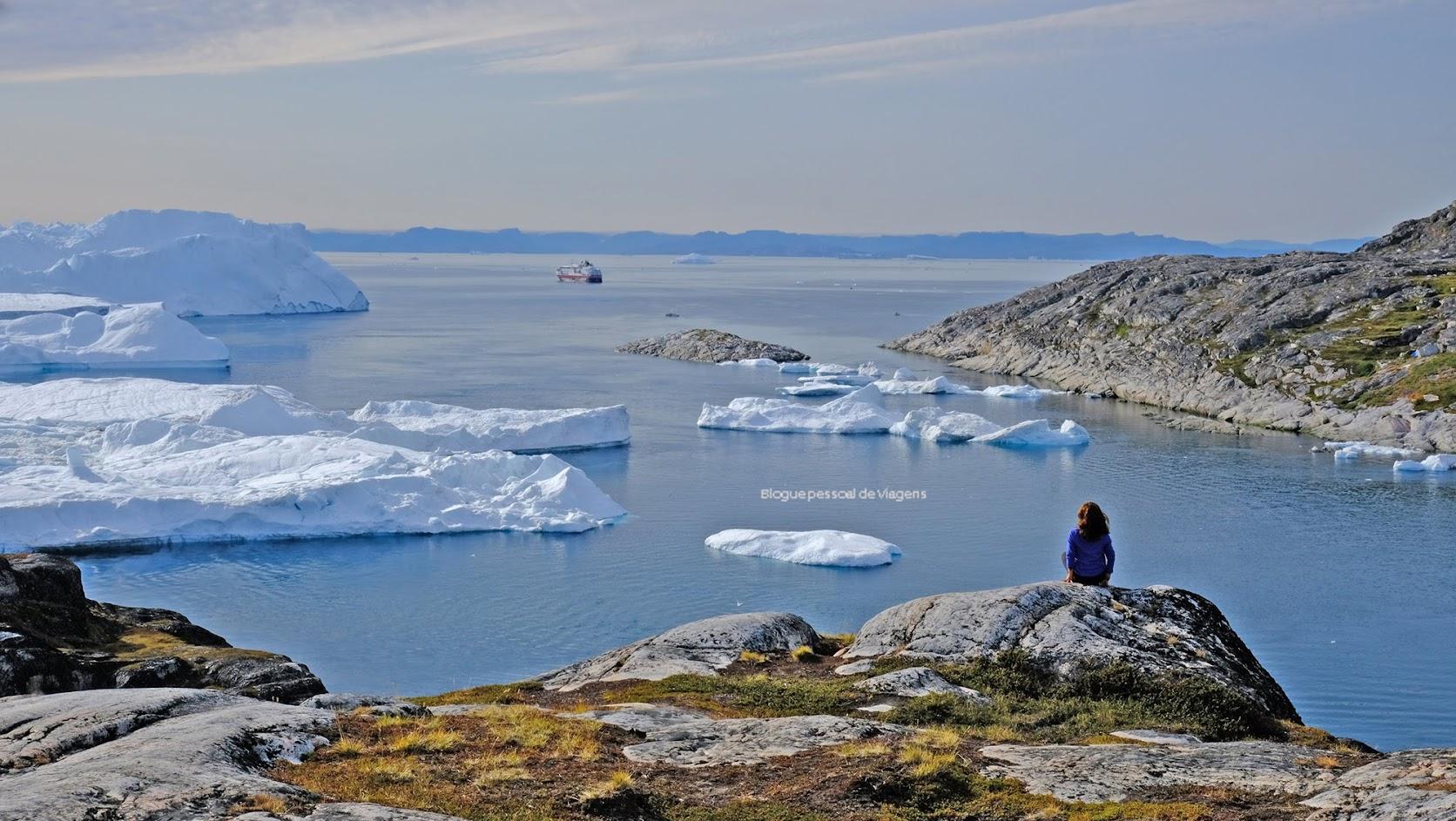 Dia 12 a 15 - Gronelândia, um mundo que é de outro planeta