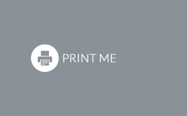 PrintME chrome extension