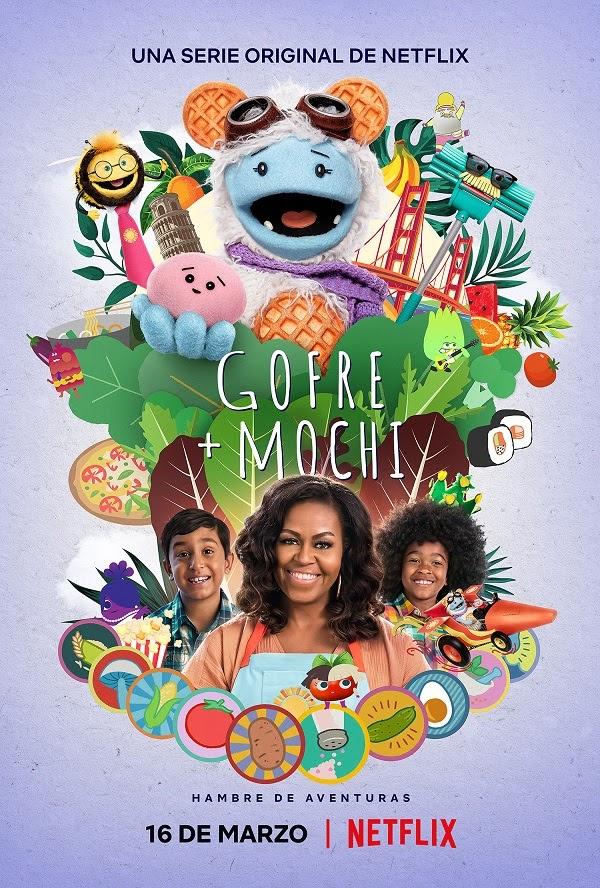 Gofre + Mochi