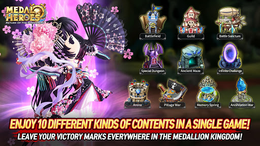 Medal Heroes : Return of the Summoners 2.4.0 6