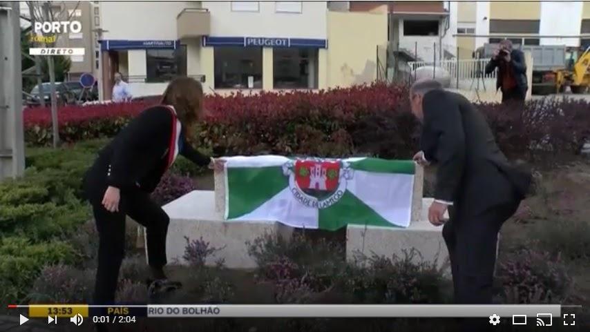 Vídeo - Lamego renova ligação a Bouchemaine