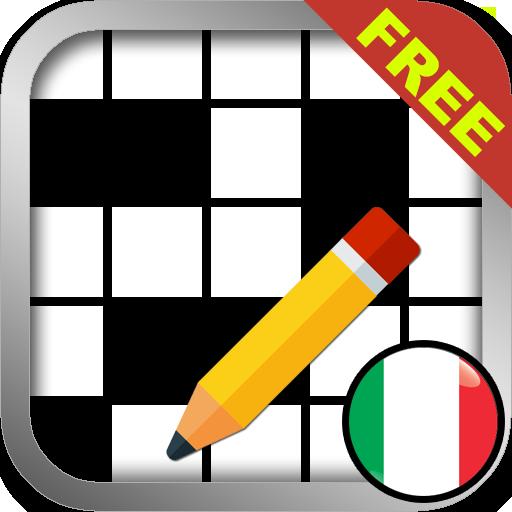Cruciverba Italiano Gratis 拼字 App LOGO-硬是要APP