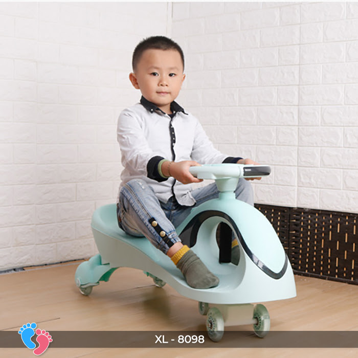 Xe lắc tay trẻ em Broller XL8098 3