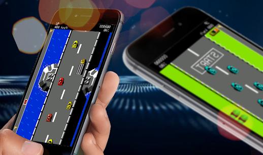 Road Racing – Car Fighter – Classic NES Car Racing 1