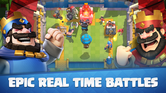Clash Royale 3.3.0 Mod Apk [Unlimited Coins/ Gems] [September 2020] 8
