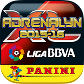 ADRENALYN XL LIGA BBVA 2015/16