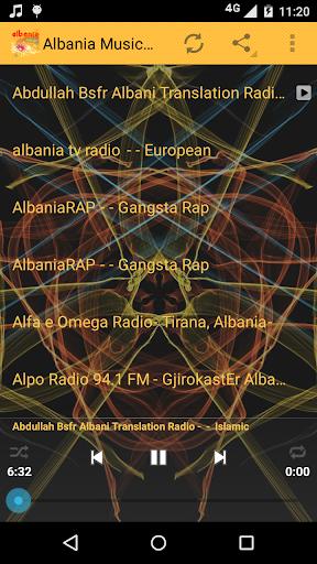 Albania Music ONLINE