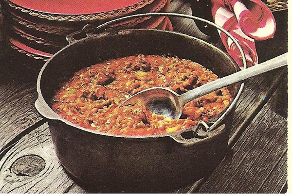 Chuck Wagon Beans Recipe