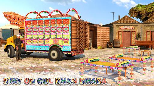 Pak Truck Driver 2.7 screenshots 1