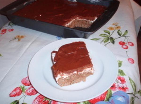 Mississippi Mud Cake Recipe