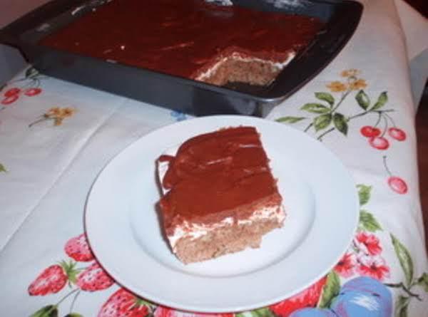 Quick And Easy Mississippi Mud Cake Recipe