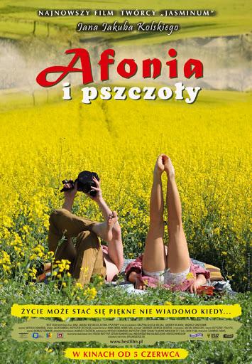 Polski plakat filmu 'Afonia i Pszczoły'