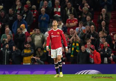 Cristiano Ronaldo envoie un message aux supporters de Manchester United