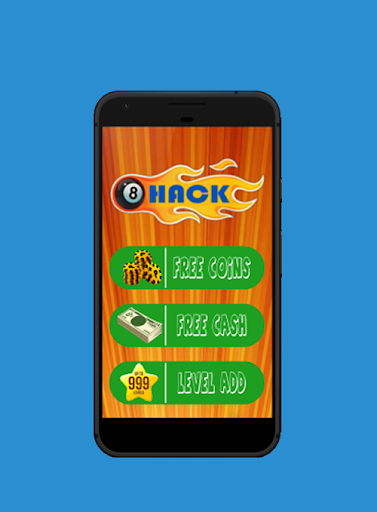 Get Free coins, cash & levels for 8ball pool Prank 1 0 Apk