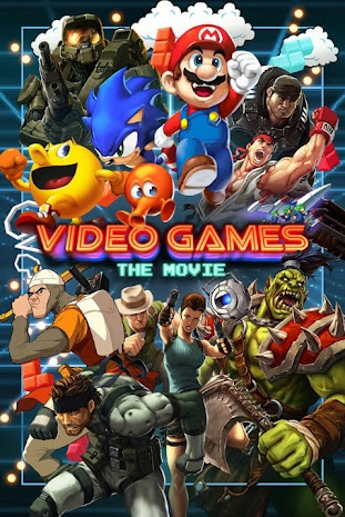 Video Games: The Movie Torrent - 720p WEB-DL (2014) Legendado