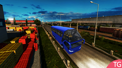 City Bus Driving Simulator 18 3 screenshots 1