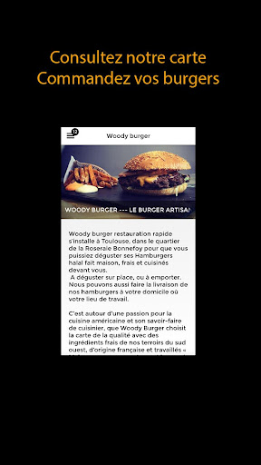 Woody Burger