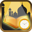 Quran with Muslim Prayer Times icon