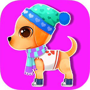 Mommy Dog's Newborn Puppy Baby for PC and MAC