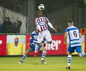 Un ancien Diable n'est pas renouvelé à Willem II