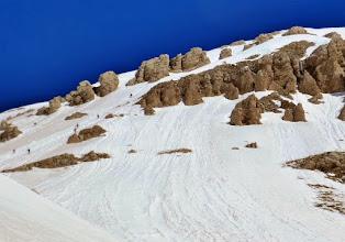 Photo: Questi non sono dei nostri, ma scialpinisti partiti da Campo Imperatore