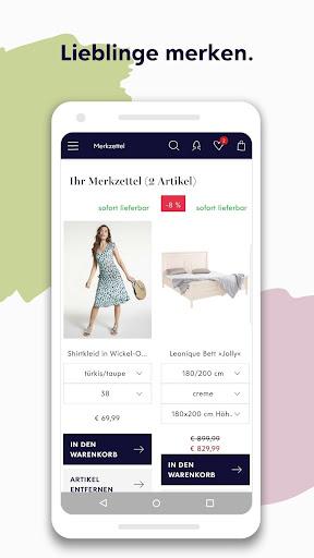 heine – Mode & Wohnen-Shopping  screenshots 6