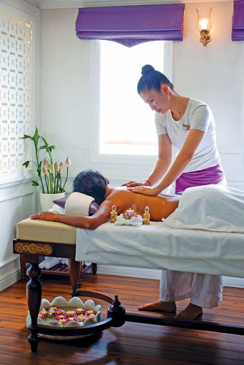 jahan-spa.jpg - Head to Jahan's soothing Aspara Spa for your choice of several spa treatments.