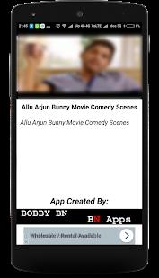 Allu Arjun Best Comedy Scenes - náhled