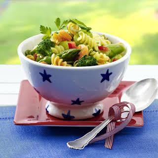 Veggie Pasta Salad.