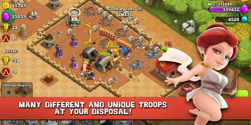 Clash of Spartan screenshot 2