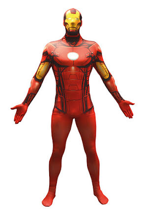 Morphsuit, Ironman