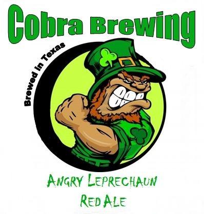Logo of Cobra Angry Leprechaun