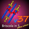 Briscola Chiamata in 5 icon