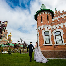 Wedding photographer Sergey Yashmolkin (SMY9). Photo of 08.06.2018