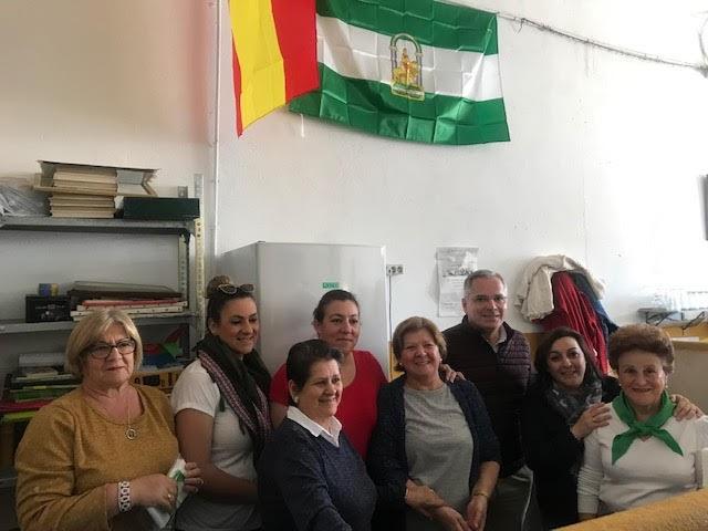 Los vecinos de Fuente de la Zorrilla celebran el Día de Andalucía