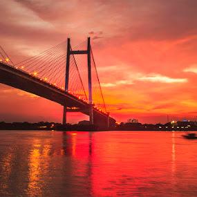 by Amritakshya Dey - Buildings & Architecture Bridges & Suspended Structures