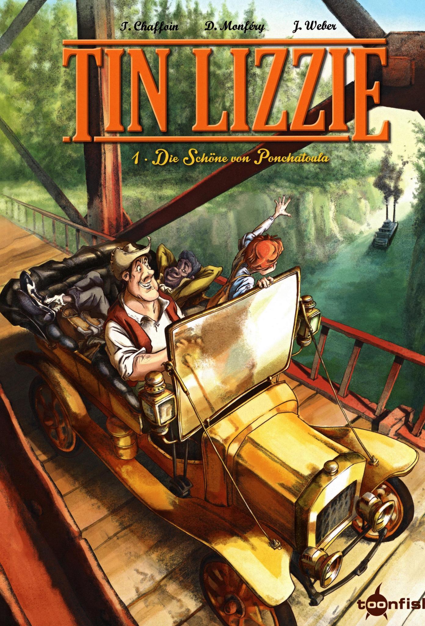 Tin Lizzie (2016) - komplett