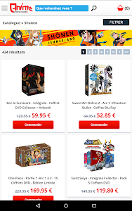 Anime Store screenshot 11