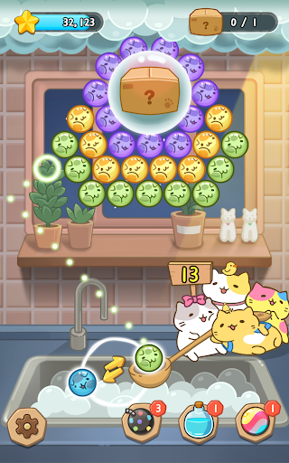 MitchiriNeko Bubble~Pop & Blast puzzle~ for PC
