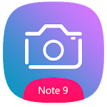 Galaxy Note 9 Camera - HD Camera & Face sticker 1.0 (AdFree)