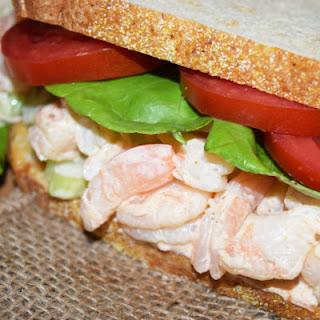 Shrimp Salad Sandwich | #SundaySupper.