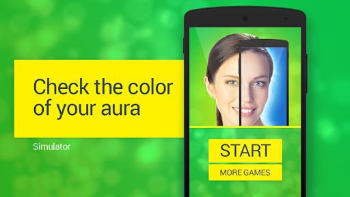 Aura Color Scanner Simulator