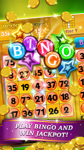 Bingo City Live 75+Vegas slots- screenshot thumbnail
