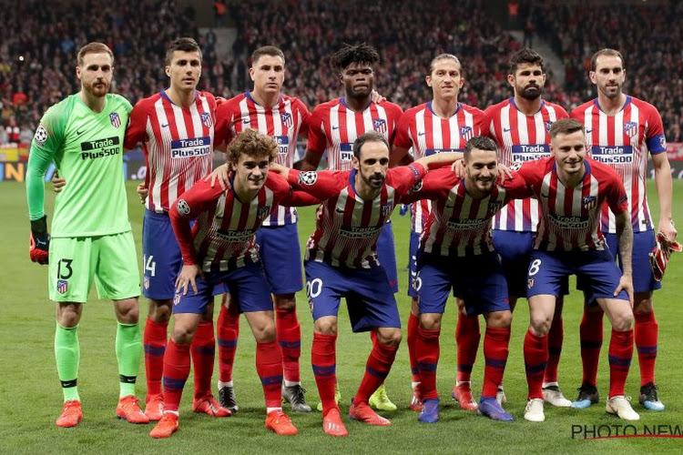 Manchester City est prêt à faire des folies pour s'offrir un joueur de l'Atlético