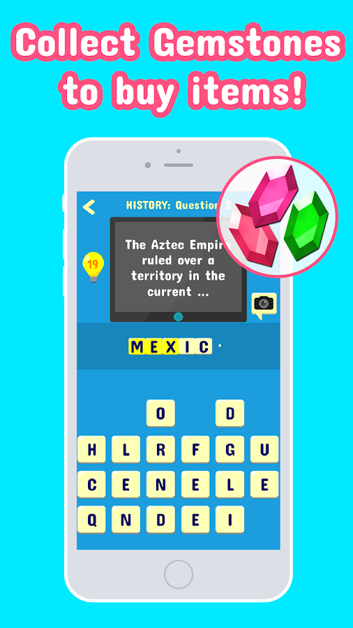 Quiz General Knowledge Trivia- screenshot