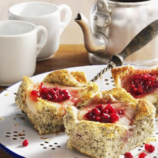 Seeded Fruit Cake Squares